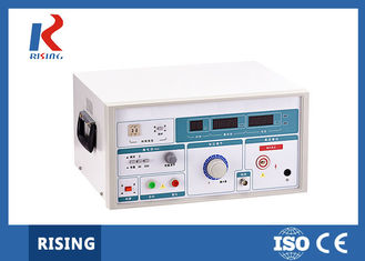 Rsny-H Withstand Voltage Tester 50hz Power Supply 17kg Weight
