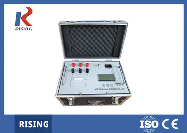 Double Channel Temperature Rise Transformer Testing Equipment DC Resistance Tester